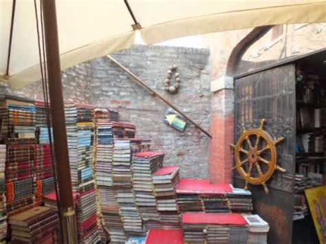 libreria acqua alta di frizzo luigi libreria acqua alta venezia 2012
