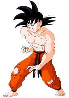 imagenes de goku adolescente imagen son goku 320 04 png dragon ball wiki wikia