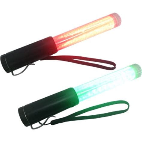 traffic baton led light with magnet workplace safety