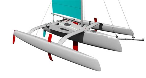 trimaran open source open source 12 15m high performance semi cruising