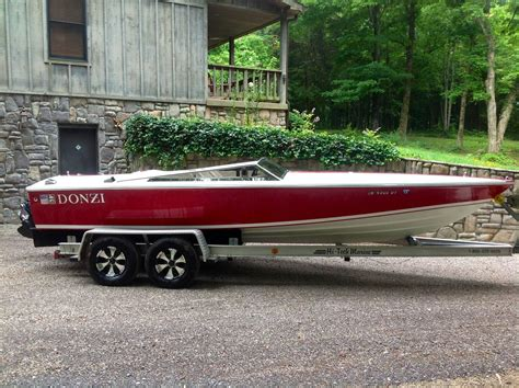 used 22 donzi classic boats for sale donzi 22 classic 1994 for sale for 11 000 boats from
