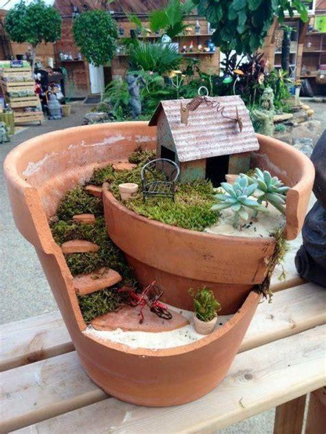Garten Bilder Ideen 3639 by Die Besten 25 Basteln Mit Tont 246 Pfen Ideen Auf