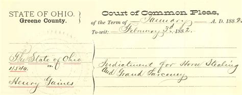 Henry County Ohio Court Records Greene County Oh Official Website