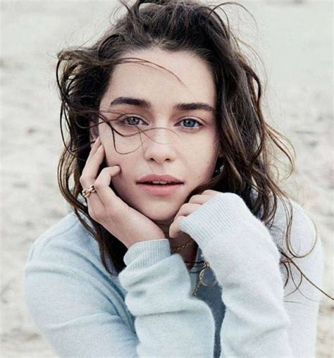 daenerys targaryen actress without makeup which are some of the beautiful girls you know who look