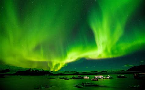 why the northern lights happen and when to see them