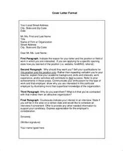 resume cover letter exle 9 sles in word pdf
