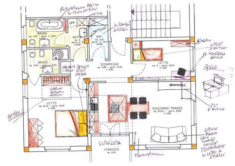 disegni appartamenti disegno d interni appartamento perugia leonardo clementi