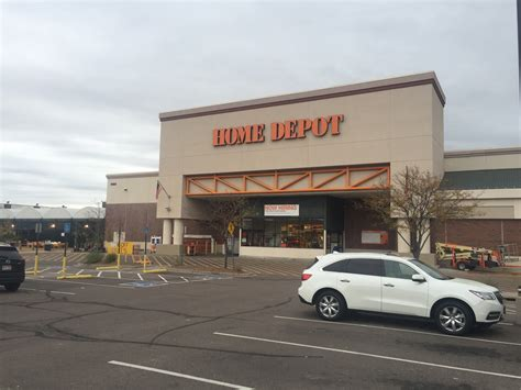 the home depot denver co business information