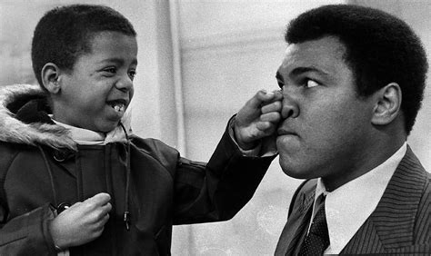 unauthorized biography of muhammad ali ali biographer says of late ch unbelievable force of