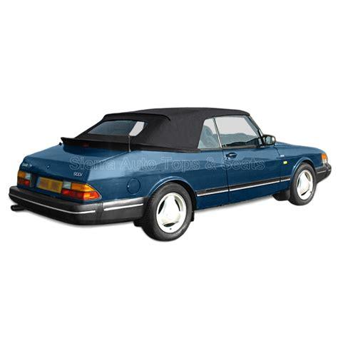 1986 1994 saab 900 cabriolet convertible top