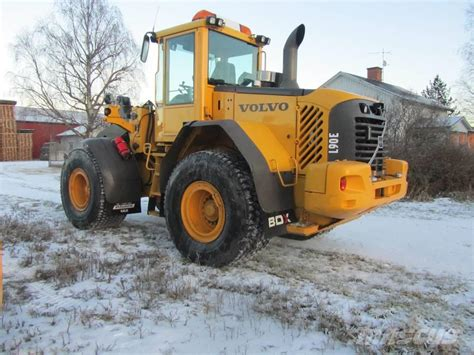 used volvo l 90 e wheel loaders year 2003 for sale
