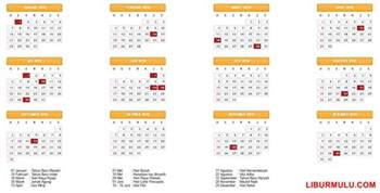 Kalender 2018 Indonesia Kalender Liburan 2018 Dan Cuti Bersama Indonesia