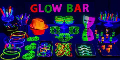 80s Accessories In Bulk by Glow Sticks Glow Necklaces City