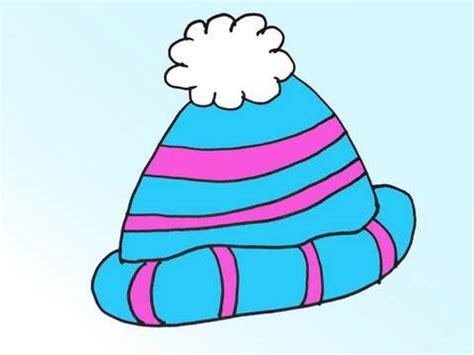 imagenes de invierno dibujos animados gorro animado imagui