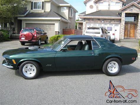 1970 mustang grande 1970 ford mustang grande 5 8l complete restoration pro