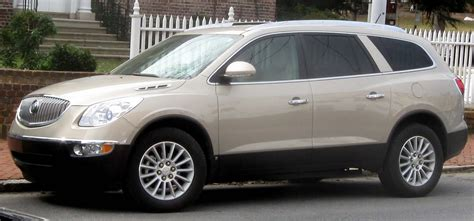 buick enclave all best cars models