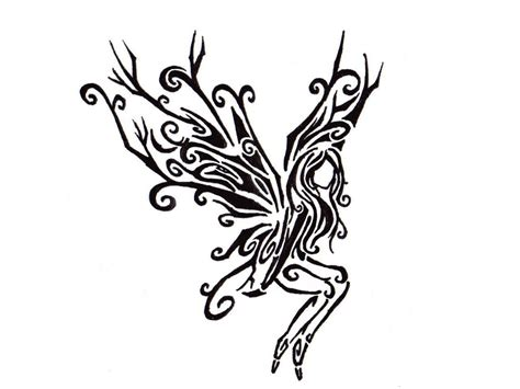 fairy tattoo designs tattooed images