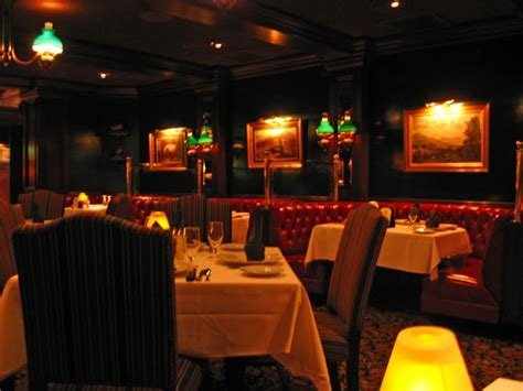 The Steak House Las Vegas Nv by Classic Fashioned Steakhouse Decor Yelp