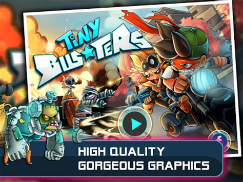 tiny heroes apk tiny busters apk 1 0 9 free strategy for android
