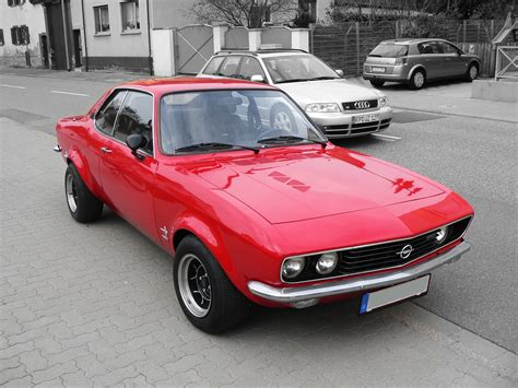 1973 opel manta 1973 opel manta information and photos momentcar