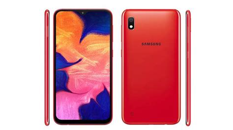 Samsung A10 2019 Price In India by Samsung Galaxy A10 Launched 6 2 Quot Notch Screen 13mp P6k Price