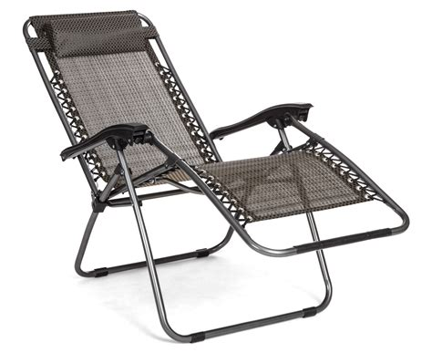 The Fully Reclinable Chair With Zero Gravity Technology by Scoopon Shopping Hacienda Zero Gravity Reclining Mesh