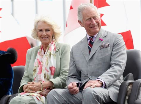 camilla prince charles prince charles and camilla burst into laughter while