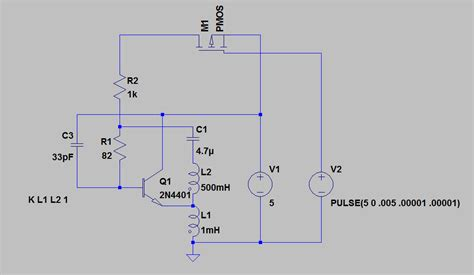 mosfet transistor ltspice el wire is for the wire ch00ftech industries