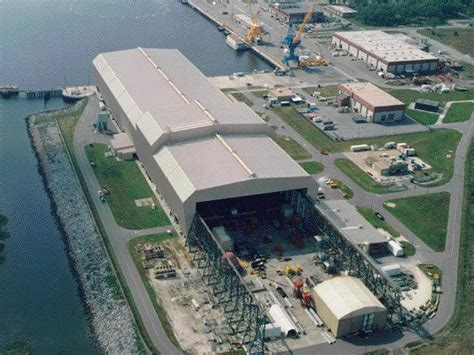 TRIDENT Refit Facility [TRF, ex TRIREFAC] King's Bay ...