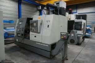 Kia Machine Tools 1 Hyundai Kia Skt 250 Ms Cnc Lathes 2007