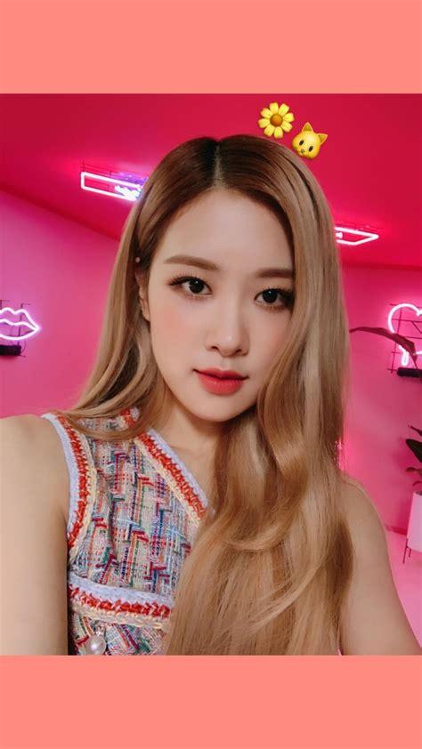 ig  rosesarerosie story update black pink