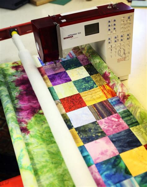 flynn brings quilting into s world