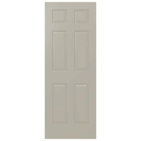 jeld wen woodgrain 10 lite unfinished pine prehung feather river doors 30 in x 80 in multicube woodgrain 1