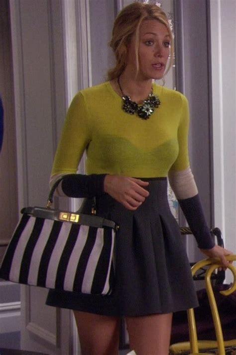 Gossip Style Found Serenas Bag by Skirt Bag Serena Deer Woodsen Gossip