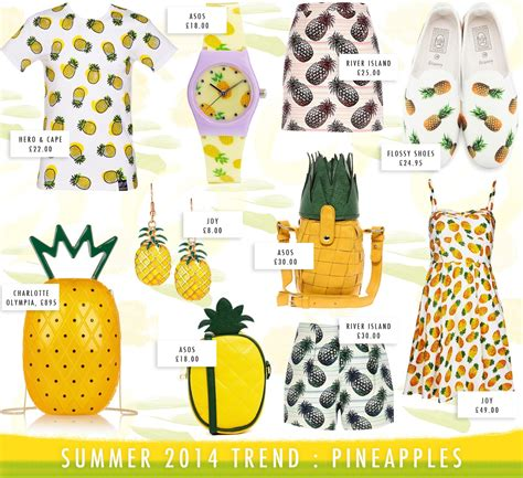 pineapple trend 10 pineapple print fashion items you need in your life
