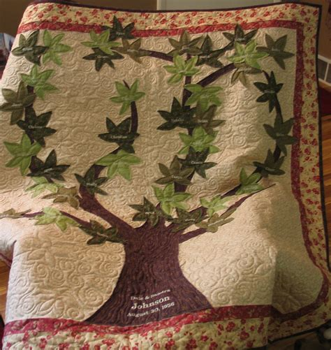 Tree Quilts by Best 25 Family Tree Quilt Ideas On Tree Uk