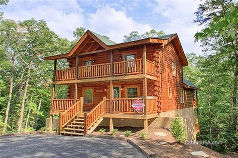 Usa Cabin by Mountain Park Resort Pigeon Forge Cabin Rental