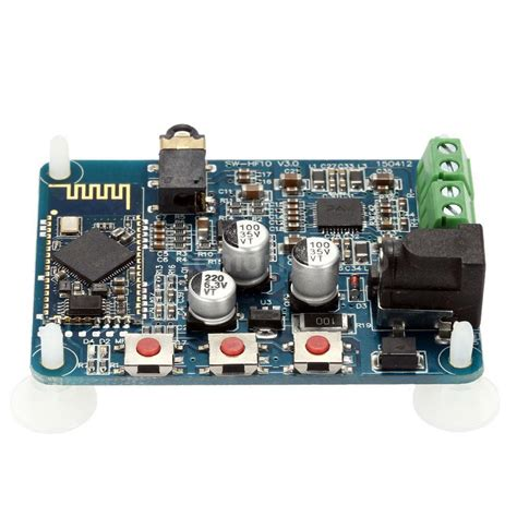 Pam8610 10w Stereo Audio Lifier Module 2x10w dc 12v bluetooth 4 0 pam8610 audio receiver stereo
