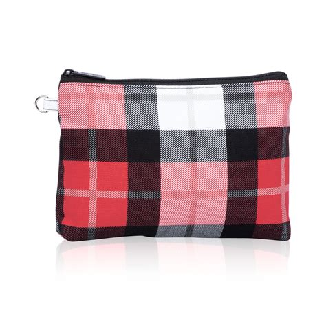Mini Pouch check mate mini zipper pouch thirty one gifts