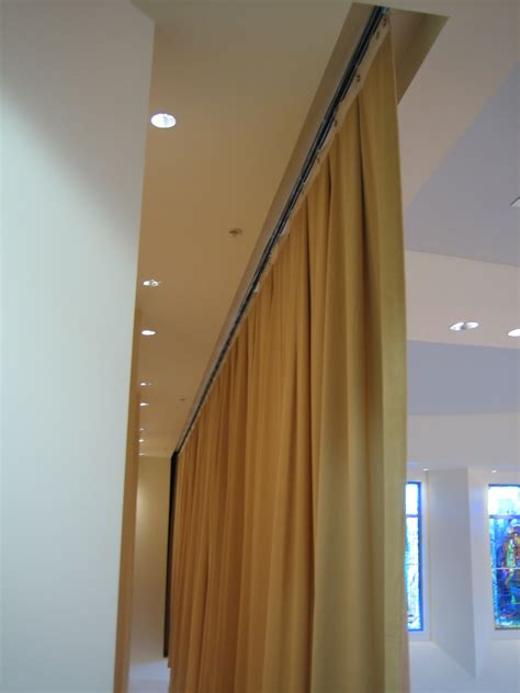 acoustic drape sound absorbing drapery theory application