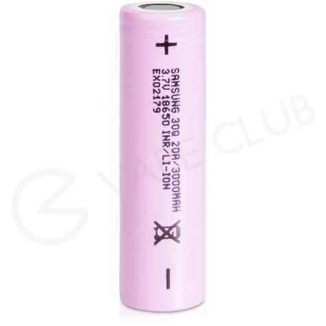samsung 30q inr 18650 rechargeable vape battery 3000mah 20a buy