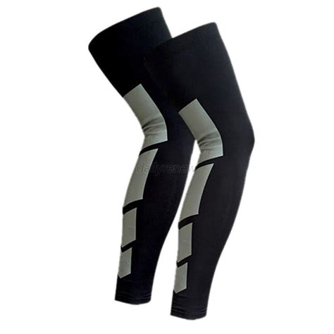 leg l from leg compression sleeve basketball knee brace protect