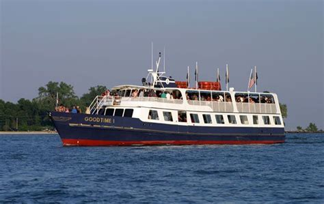 goodtime boat put in bay ferry boat goodtime sandusky to put in bay
