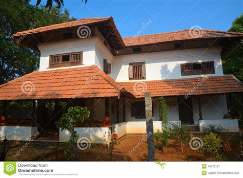 traditional indian house stock image image of traditional 45776161