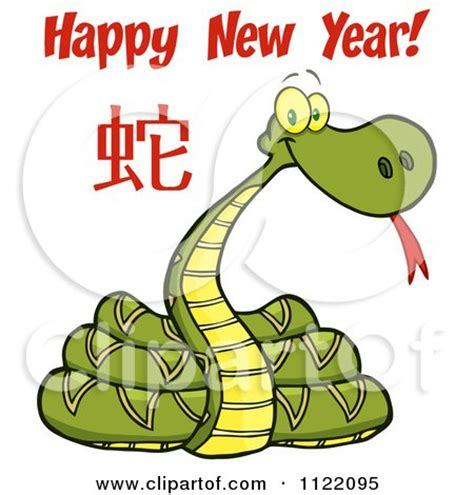 new year snake what does it of an outlined coiled snake royalty free vector