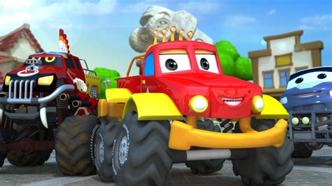 monster truck videos with music monster truck dan we are the monster trucks the big