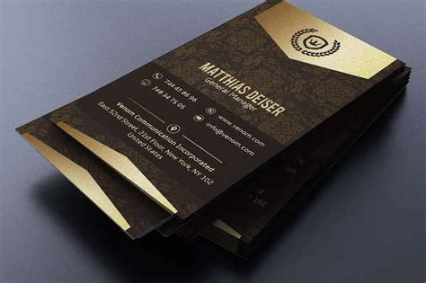 card templates design trends premium psd