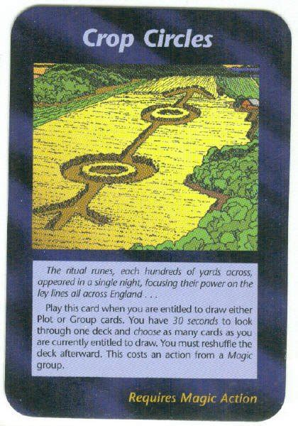 illuminati card 1995 all cards illuminati crop circles new world order trading card