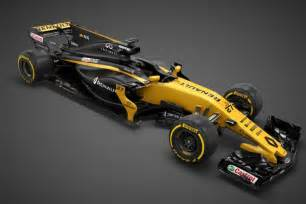 Renault F1 Cars 2017 F1 Cars Up The Contenders Revealed Evo