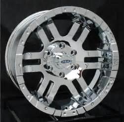 Truck Wheels 5 Lug 16 Inch Chrome Wheels Rims Gmc Chevy 1500 6x5 5 Lug Truck